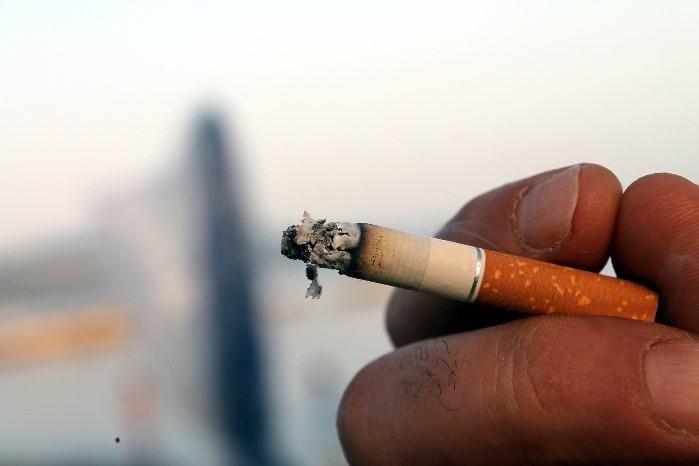 encuesta: los niños y el tabaco