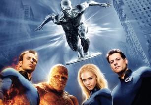 Televisión en familia: Los 4 Fantásticos y Silver Surfer