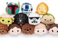 Los Tsum Tsum de Star Wars ya están en Disney Store