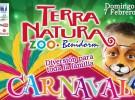 Concurso infantil de disfraces de Carnaval en Terra Natura de Benidorm