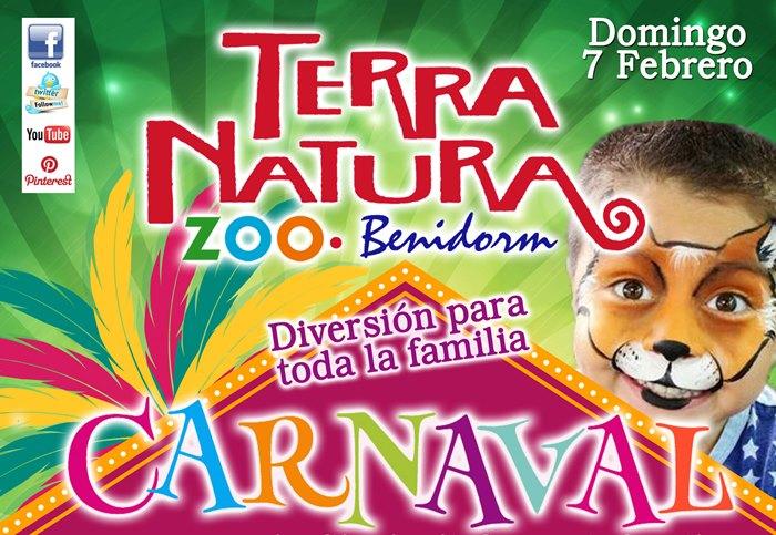 Carnaval en Terra Natura