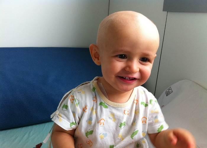 descenso mortalidad infantil leucemia