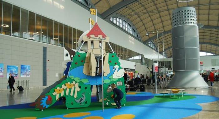 parque infantil aeropuerto