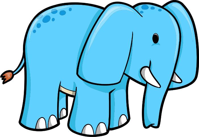 poema: adelante el elefante