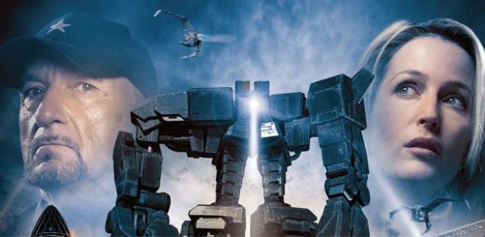 cine: robots la invasion