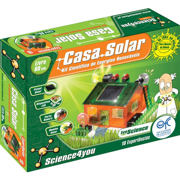 Casa Solar Science4you