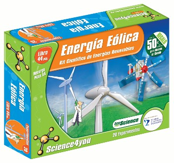 Energía Eólica Science4you