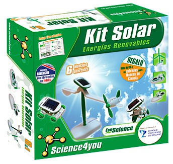 Energia Renovable Science4you