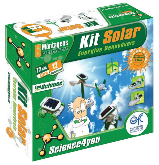 Kit Solar Science4you