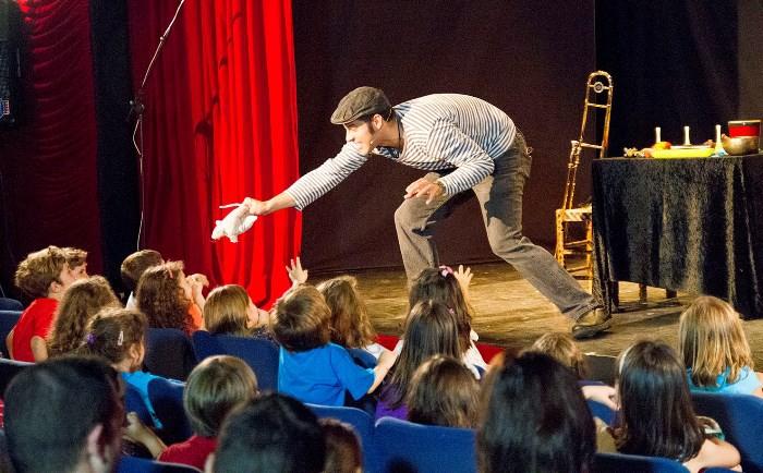teatro infantil elegir espectaculo