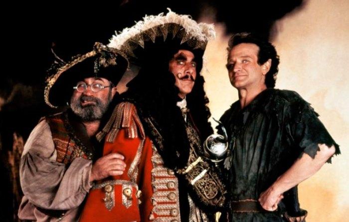 Hook el capitan garfio