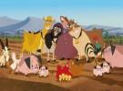 Televisión en familia: Zafarrancho en el rancho