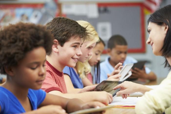 encuesta maestros infantil