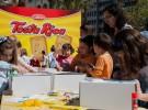 La fiesta del Dibujo Solidario, de TostaRica, llegó a Valencia