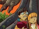 Lectura recomendada de la semana: ¡Qué vienen los dinosaurios!