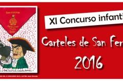 Abierto el concurso infantil para crear el cartel de San Fermín 2016