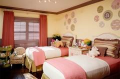 Tips para decorar una habitación de gemelas