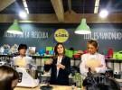 Taller de cocina de Lidl en el Handmade Festival de Barcelona