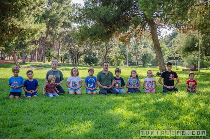 Budoterapia para niños