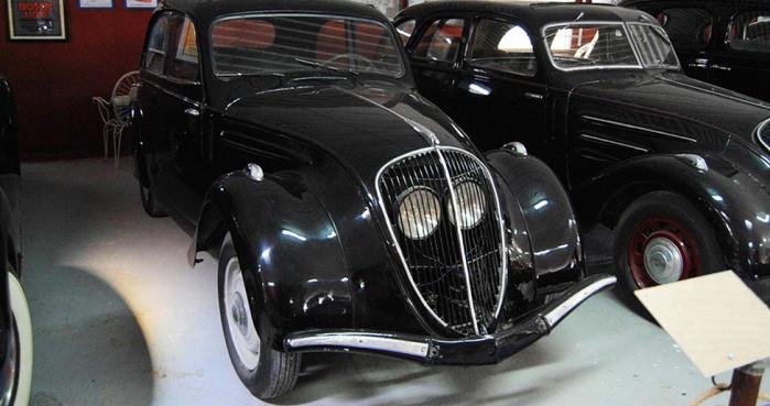Museo coches de cine