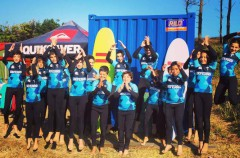 Escuela de verano 2016: Summer Surf Camp de Doniños