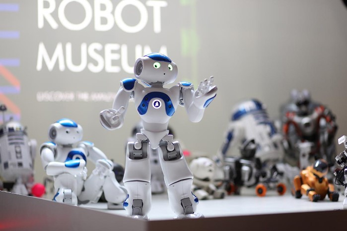 Museo del Robot Madrid