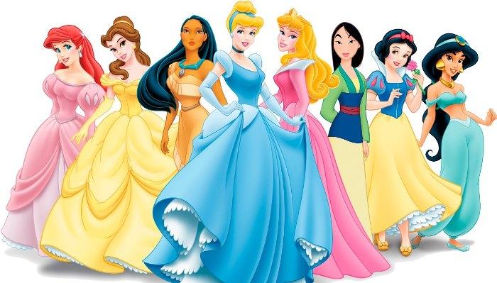 Princesas Disney y desarrollo infantil