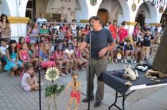 Divierteatro, Feria de teatro infantil en Ciudad Rodrigo