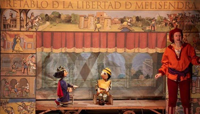 Don Quijote Teatro Arbole