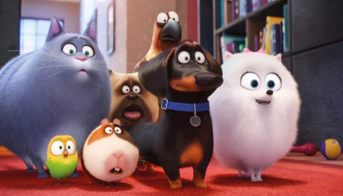 estreno de Mascotas