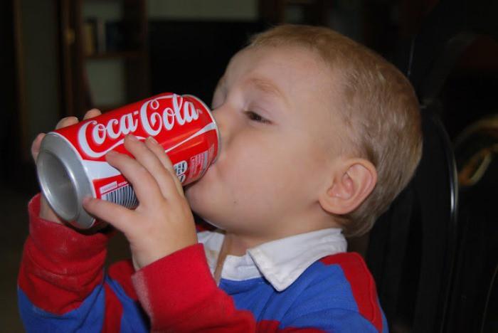 los azúcares añadidos en la dieta infantil