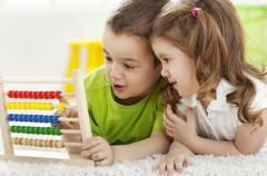 Dos niños españoles campeones del mundo de cálculo con ábaco