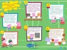 Peppa Pig y el Consejo Superior de Deportes, juntos con el deporte infantil
