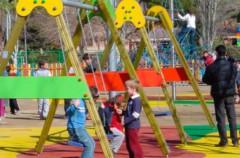 La mitad de los niños españoles ya no juega al aire libre