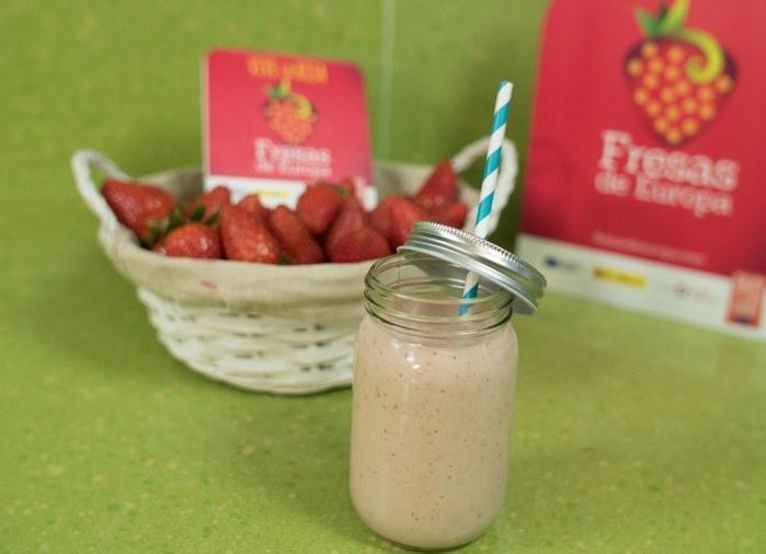 recetas infantiles con fresas