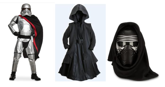 Disney Store: disfraces infantiles para Halloween