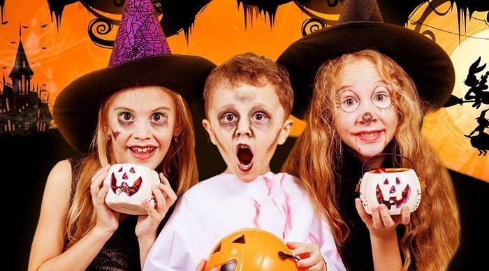 Halloween con niños Madrid