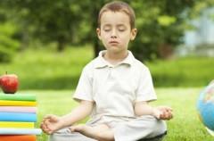 Una escuela infantil cambia los castigos por la meditación