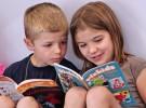 Los niños son peor lectores que las niñas