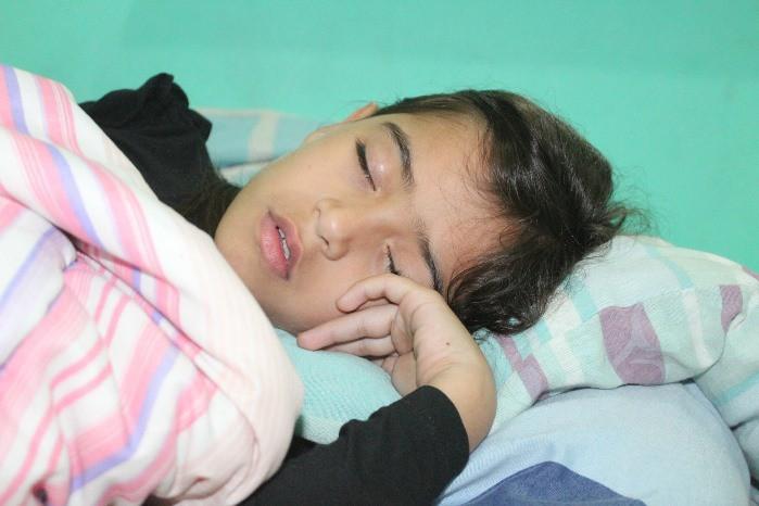 El 30 por ciento de los niños sufre problemas de sueño