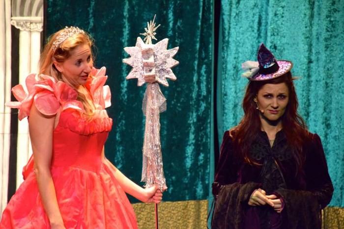 Teatro: las brujas de oz