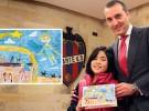 El Levante UD crea un concurso infantil de felicitaciones navideñas