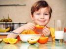 Los niños españoles siguen sin desayunar bien