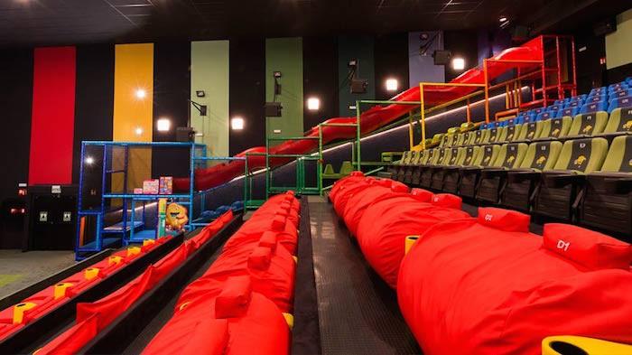 sala cine infantil