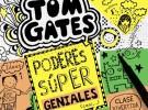 Lectura recomendada de la semana: Tom Gates, poderes super geniales