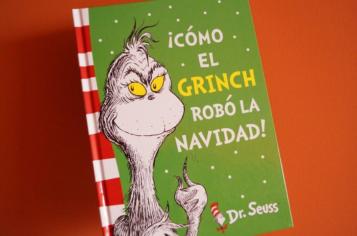 ¡Cómo el grinch robó la navidad!