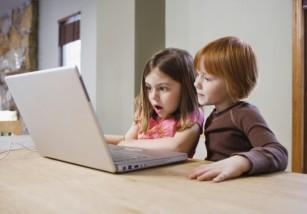Los niños españoles se inician en Internet a los 7 años