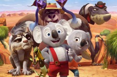Esta semana en cartelera: Blinky Bill, el Koala