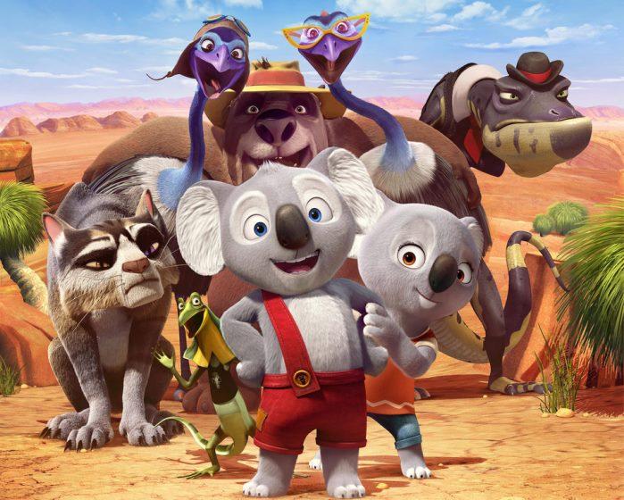 Blinky Bill el Koala