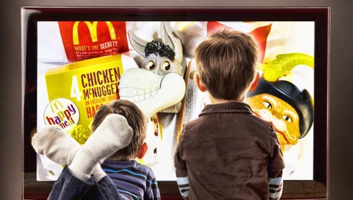publicidad comida basura